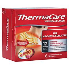 Thermacare Wärmeumschläge für Nacken und Schulter 6 Stück