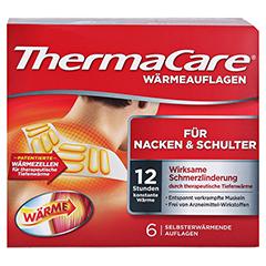 Thermacare Wärmeumschläge für Nacken und Schulter 6 Stück - Vorderseite