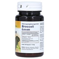 SULFORAPHAN aus Broccoli 400 µg Kapseln 60 Stück - Linke Seite