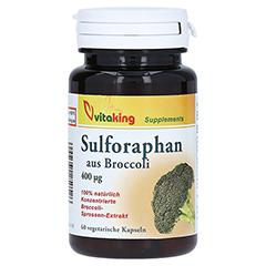 SULFORAPHAN aus Broccoli 400 µg Kapseln 60 Stück