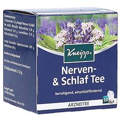 Kneipp Nerven- und Schlaf-Tee 10 Stück