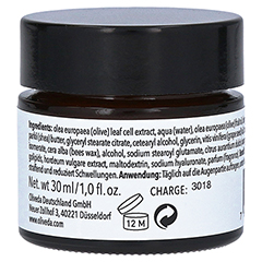 OLIVEDA Augencreme Anti Wrinkle 30 Milliliter - Linke Seite