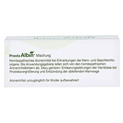PROSTA ALBIN Tropfen zum Einnehmen 50 Milliliter N1 - Unterseite