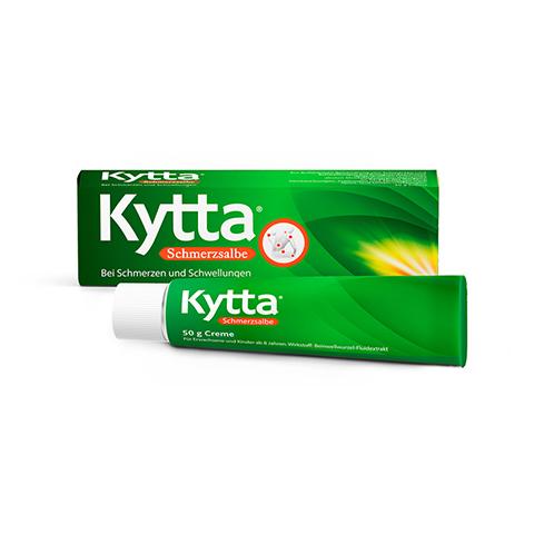 Kytta-Schmerzsalbe 50 Gramm N1