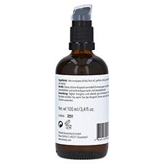 OLIVEDA Körperöl Lavendel Vanille - Anti Stress 100 Milliliter - Linke Seite
