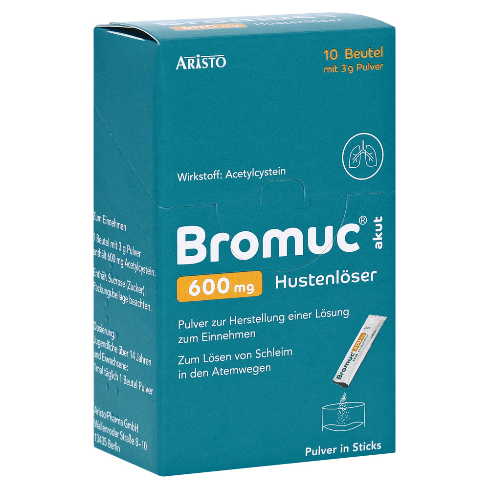 bromuc-akut-600mg-hustenloser-pulver-zur-herstellung-einer-losung-zum-einnehmen-10-stuck