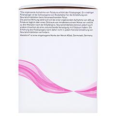 Elevit 1 Kinderwunsch & Schwangerschaft 90 Stück - Rechte Seite