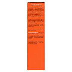 WELEDA Sanddorn Elixier 200 Milliliter - Linke Seite