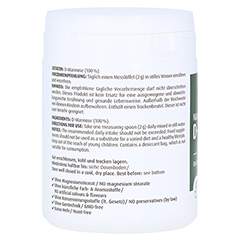 NATURAL D-Mannose Powder 100 Gramm - Linke Seite