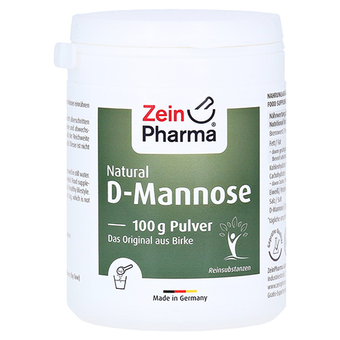 NATURAL D-Mannose Powder 100 Gramm