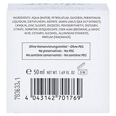 LA MER Feuchtigkeitscreme m.Parfüm 50 Milliliter - Unterseite