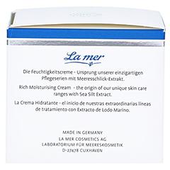 LA MER Feuchtigkeitscreme m.Parfüm 50 Milliliter - Linke Seite