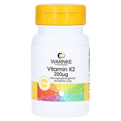 Vitamin K2 200 µg Tabletten 60 Stück