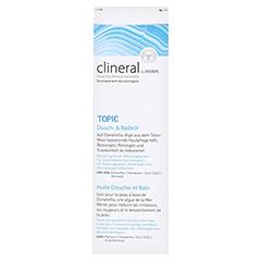 CLINERAL TOPIC Shower & Bath Oil 250 Milliliter - Vorderseite