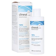 CLINERAL TOPIC Shower & Bath Oil 250 Milliliter