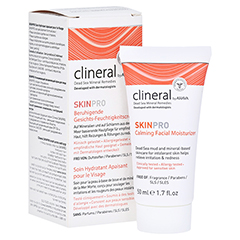 CLINERAL SKINPRO Calming Facial Moisturizer 50 Milliliter