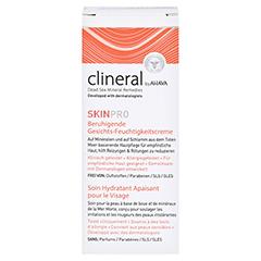 CLINERAL SKINPRO Calming Facial Moisturizer 50 Milliliter - Vorderseite