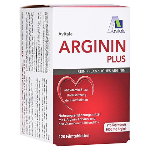 Avitale Arginin Plus 120 Stück