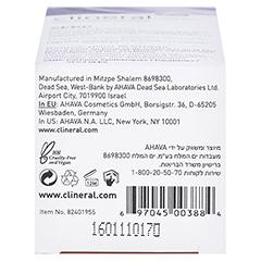 CLINERAL SEBO Facial Balm Cream 50 Milliliter - Unterseite