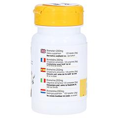 BROMELAIN 200 mg magensaftresistente Tabletten 100 Stück - Rechte Seite