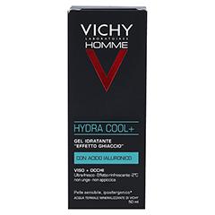 Vichy Homme Hydra Cool+ Gesichtspflege 50 Milliliter - Rückseite