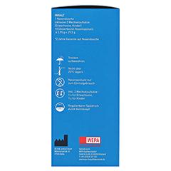 WEPA Nasendusche mit 10x2,95 g Nasenspülsalz 1 Packung - Rechte Seite