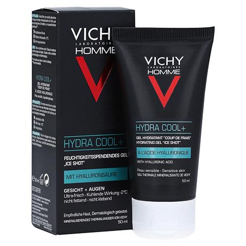 Vichy Homme Hydra Cool+ Gesichtspflege 50 Milliliter