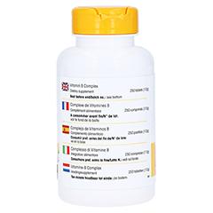 Vitamin B Komplex Tabletten 250 Stück - Rechte Seite