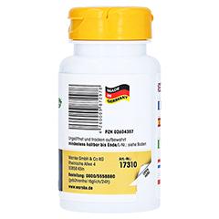 OPC 200 Bioflavonoide Kapseln 100 Stück - Linke Seite