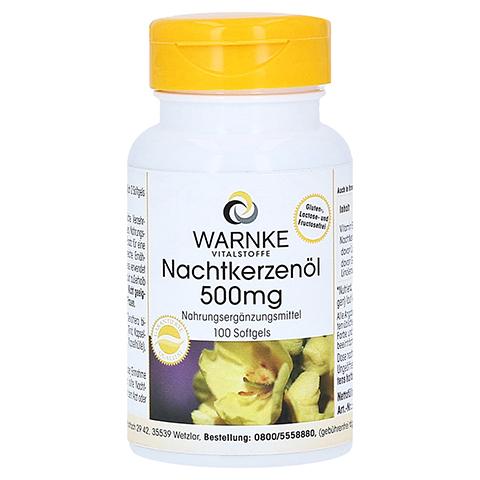 Nachtkerzenöl 500 mg Kapseln 100 Stück