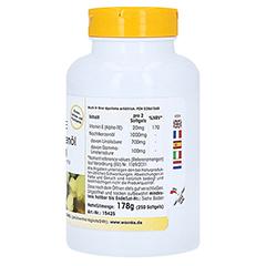 Nachtkerzenöl 500 mg Kapseln 250 Stück - Rechte Seite