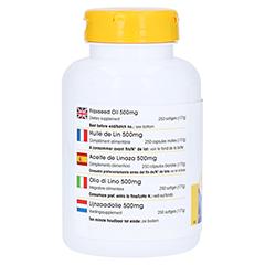 LEINÖL 500 mg Kapseln 250 Stück - Rechte Seite