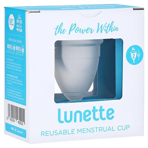 LUNETTE Menstruationskappe Modell 2 1 Stück