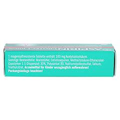 Aspirin protect 100mg 42 Stück - Oberseite