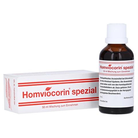 HOMVIOCORIN Spezial Tropfen zum Einnehmen 50 Milliliter N1