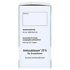 Antiscabiosum 25% 200 Gramm N3 - Rechte Seite