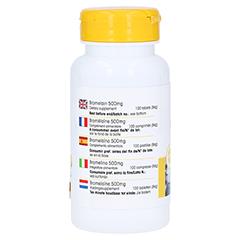 Bromelain 500 mg Tabletten 100 Stück - Rechte Seite