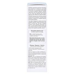 TEOXANE Deep Repair Balm Hautberuhigender Balsam 30 Milliliter - Linke Seite