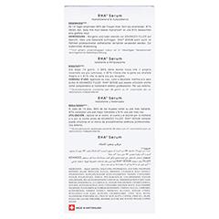 TEOXANE RHA Serum Hautberuhigendes Serum 30 Milliliter - Rückseite