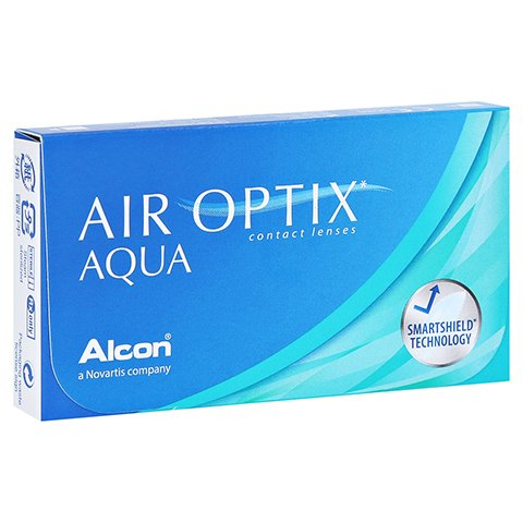 Air Optix Aqua 6 Stück
