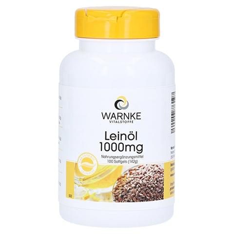 Leinöl 1000 mg 100 Stück