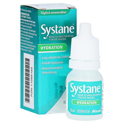 SYSTANE Hydration Benetzungstropfen für die Augen 10 Milliliter