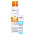 Eucerin Sun Spray Dry Touch LSF 30 + gratis Eucerin After Sun 50 ml 200 Milliliter