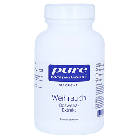 PURE ENCAPSULATIONS Weihrauch Boswel.Extr.Kps. 120 St�ck