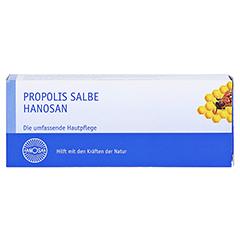 PROPOLIS SALBE Hanosan 30 Gramm - Vorderseite