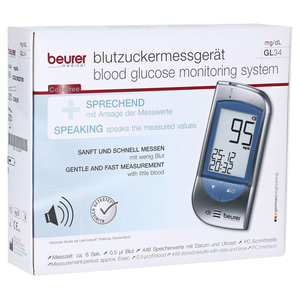 beurer-gl34-blutzuckermessgerat-mg-dl-1-stuck