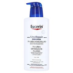 Eucerin UreaRepair Original Waschfluid 5 % 400 Milliliter