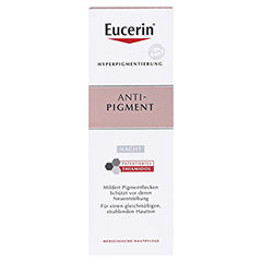 Eucerin Anti-Pigment Nachtpflege Creme 50 Milliliter - Vorderseite