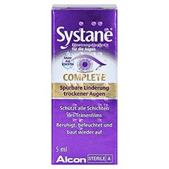 Systane Complete Benetzungstropfen für die Augen 5 Milliliter - Vorderseite