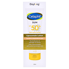 Cetaphil Sun Daylong SPF 50+ liposomale 200 Milliliter - Vorderseite